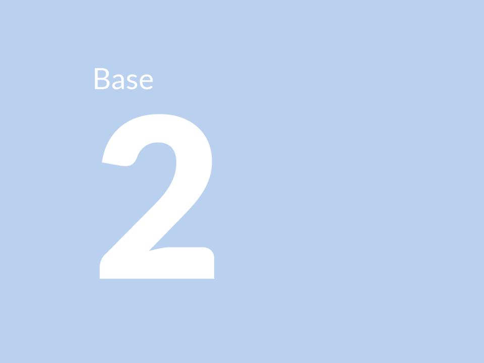 Base-two