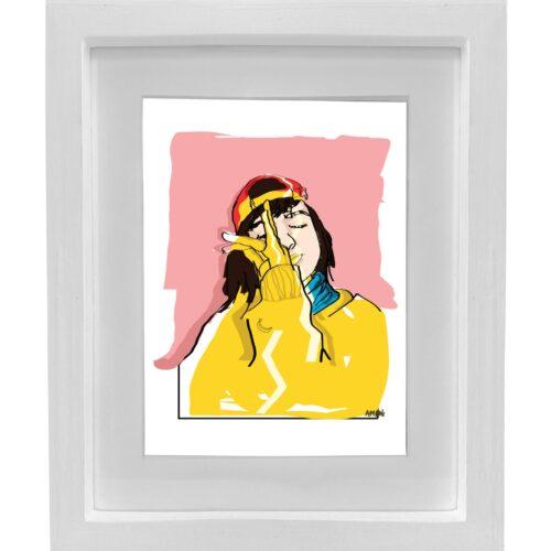 Yellow-lady_A2-white