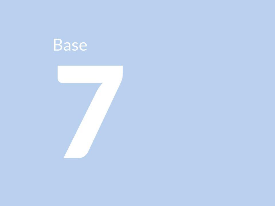 Base7 - DFO