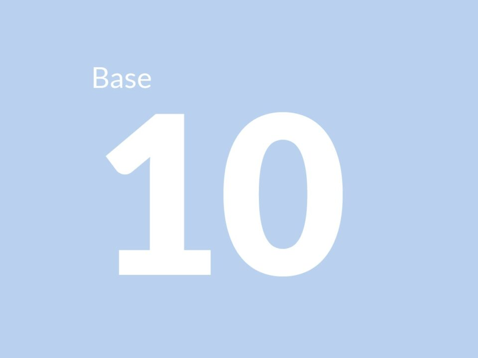 Base 10 Featured image